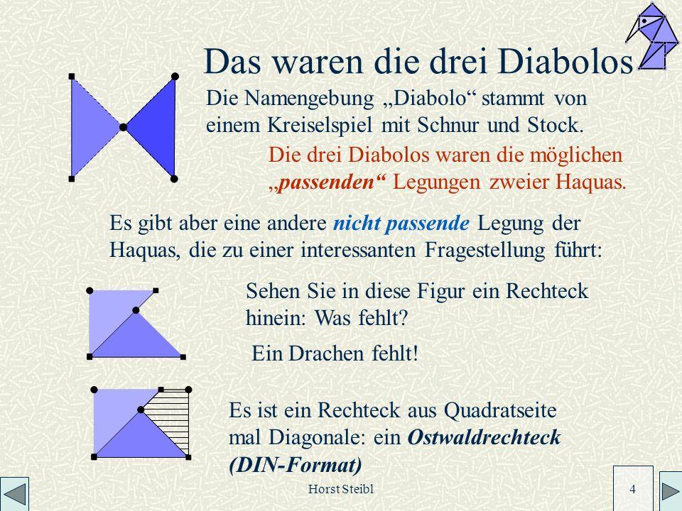 Horst Steibl 4 Die Namengebung Diabolo stammt von einem Kreiselspiel mit Schnur und Stock.