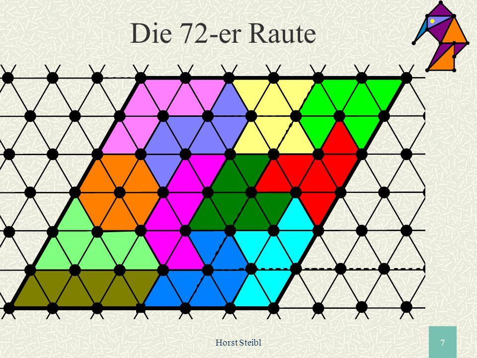 Horst Steibl7 Die 72-er Raute