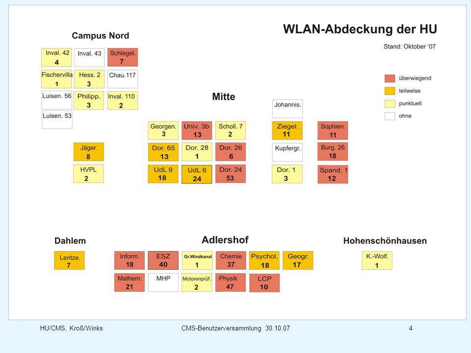 HU/CMS, Kroß/WinksCMS-Benutzerversammlung 30.10.074