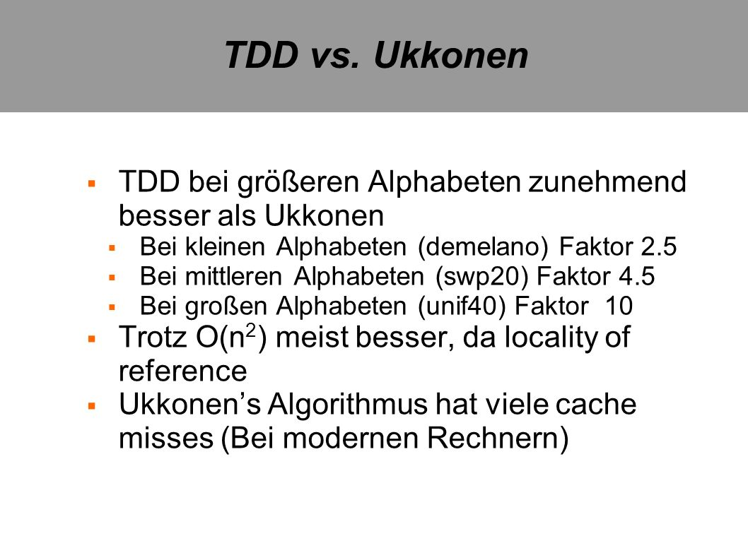 TDD vs. Hunt