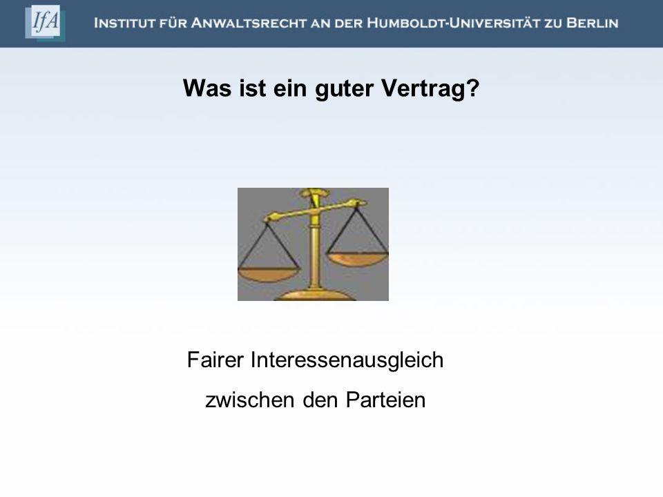 Belehrung / Beratung – Inhalt und Grenzen § 17 Abs.