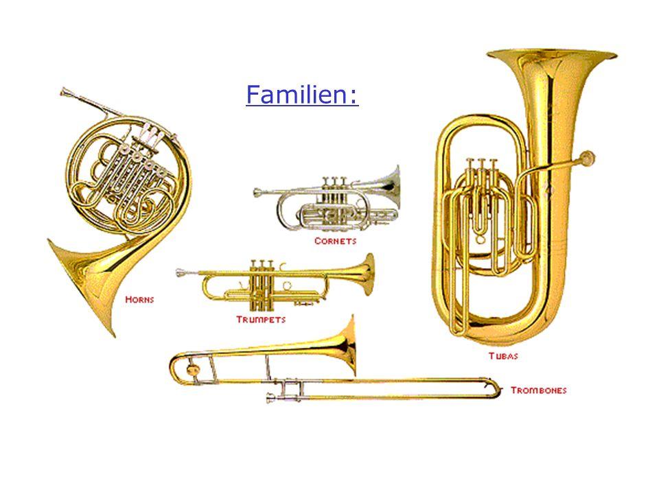 Trompete: Dämpfer (Mutes)