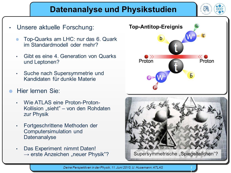 11 Deine Perspektiven in der Physik, 11.Juni 2010, U.