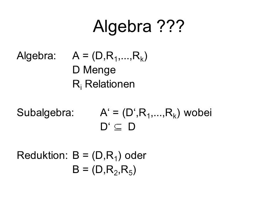 Algebra ??.