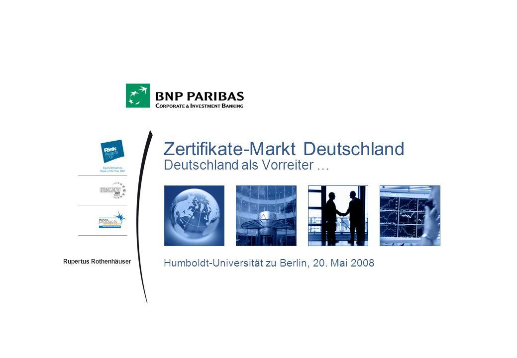 22 So turbulent war es selten an den Finanzmärkten...