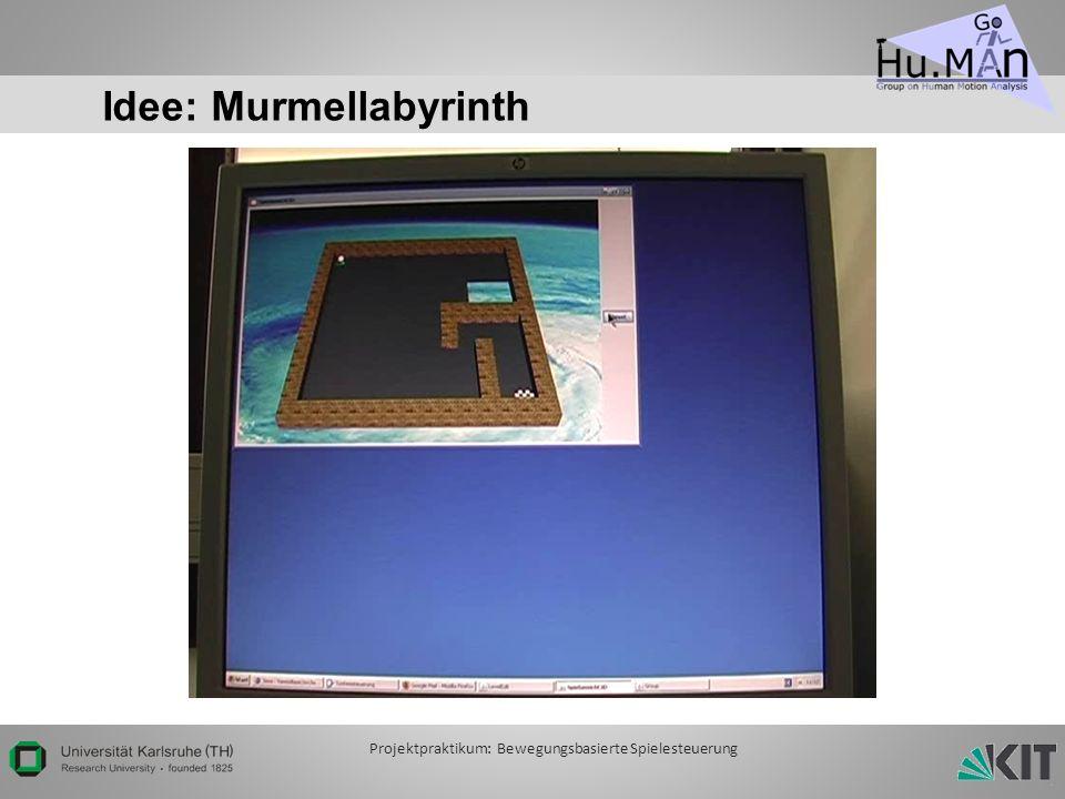 Hardware: Java Sun SPOTs Sun SPOT (Small Programmable Objects Technology) Batteriebetriebene Computerplattform mit Squawk Java Virtual Machine (JVM) Sensorik für Beschleunigung, Licht und Temperatur Bluetoothverbindung zur Basisstation und anderen SunSpots Größe: 2.5 x 1.5 x 1 Gewicht: < 40g