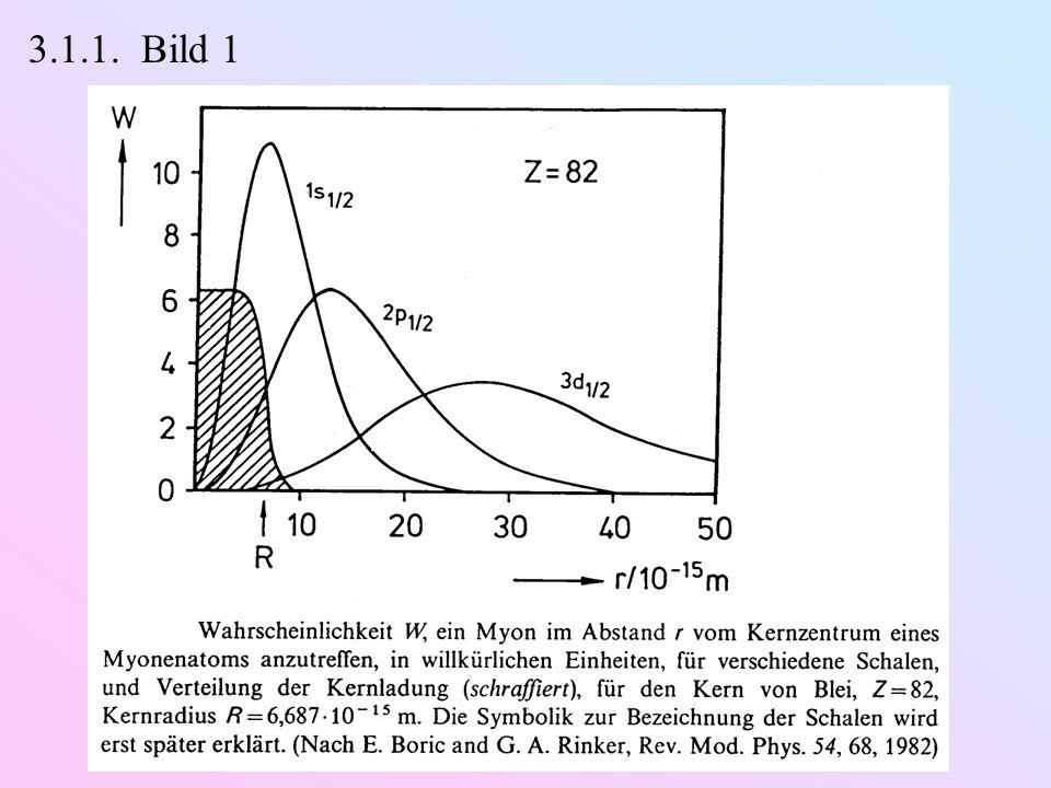 3.2.Bausteine der Atomkerne 3.2.1.