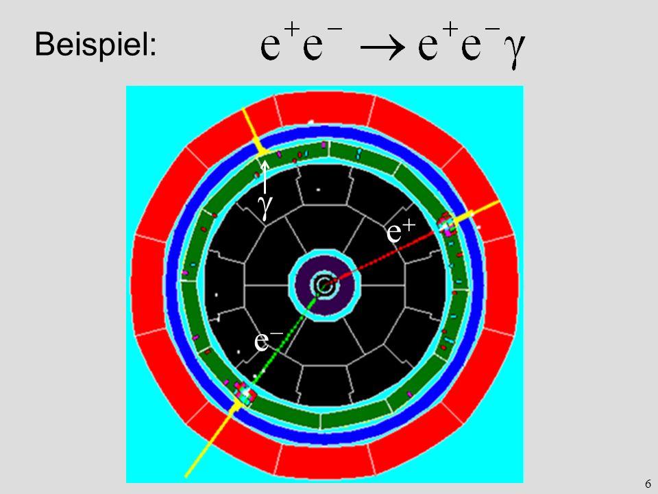 6 Beispiel: e e