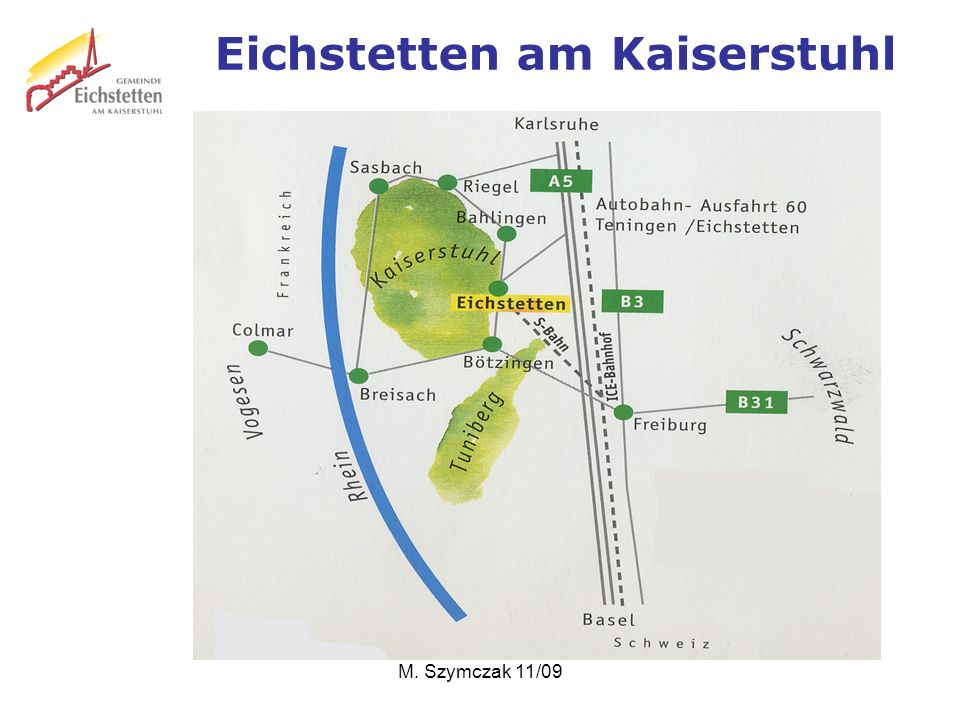 M. Szymczak 11/09 Eichstetten am Kaiserstuhl