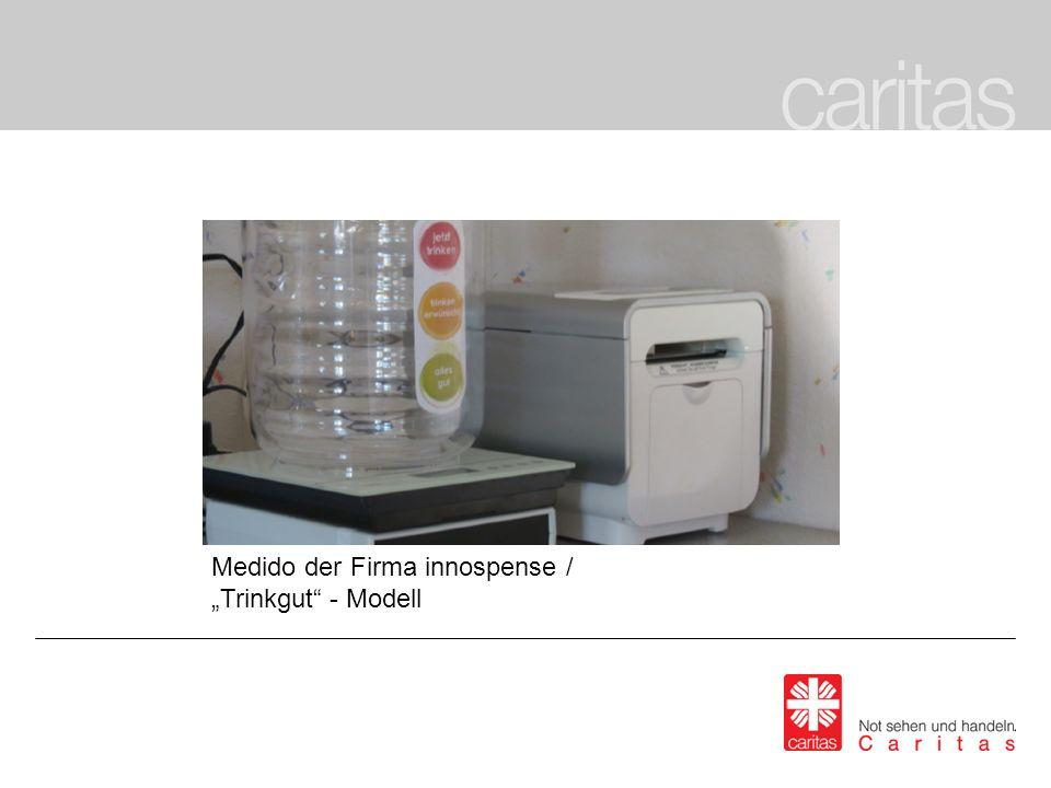 Medido der Firma innospense / Trinkgut - Modell