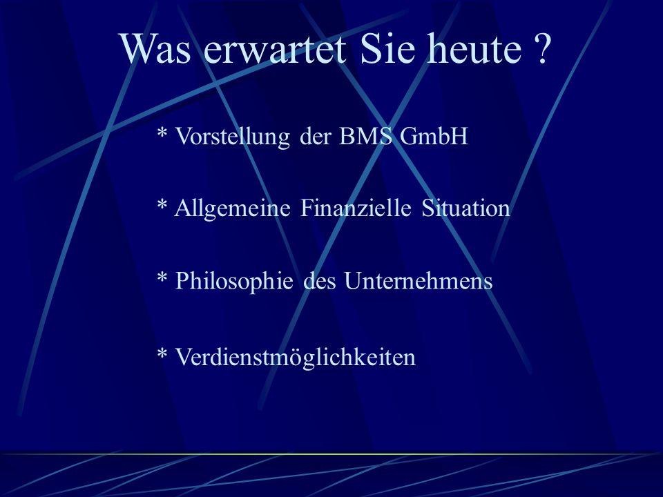 BMS GmbH Business Marketing Service Herzlich willkommen bei der