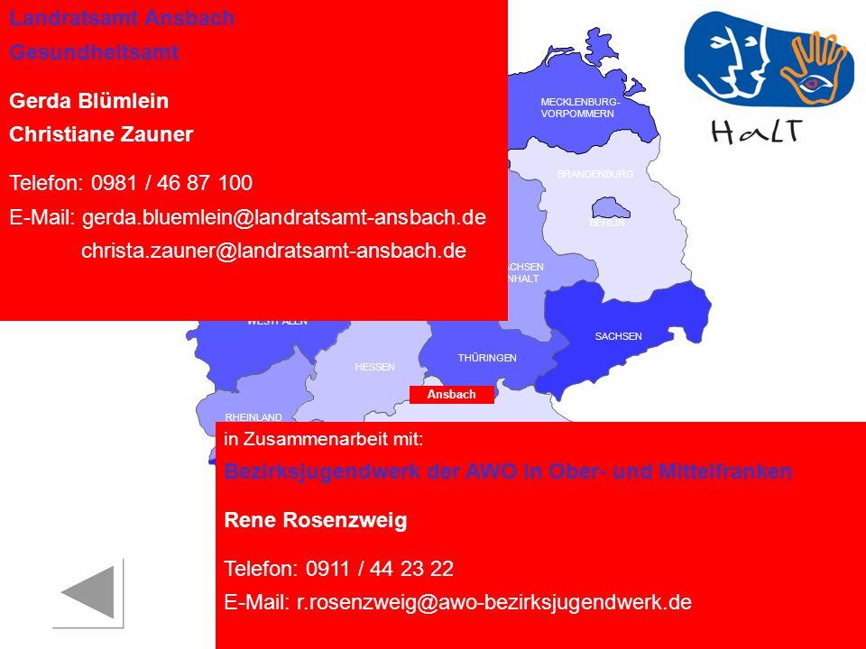 RHEINLAND PFALZ SAARLAND SACHSEN BRANDENBURG NORDRHEIN- WESTFALEN HESSEN BADEN- WÜRTTEMBERG BAYERN THÜRINGEN SACHSEN -ANHALT NIEDERSACHSEN BREMEN HAMB