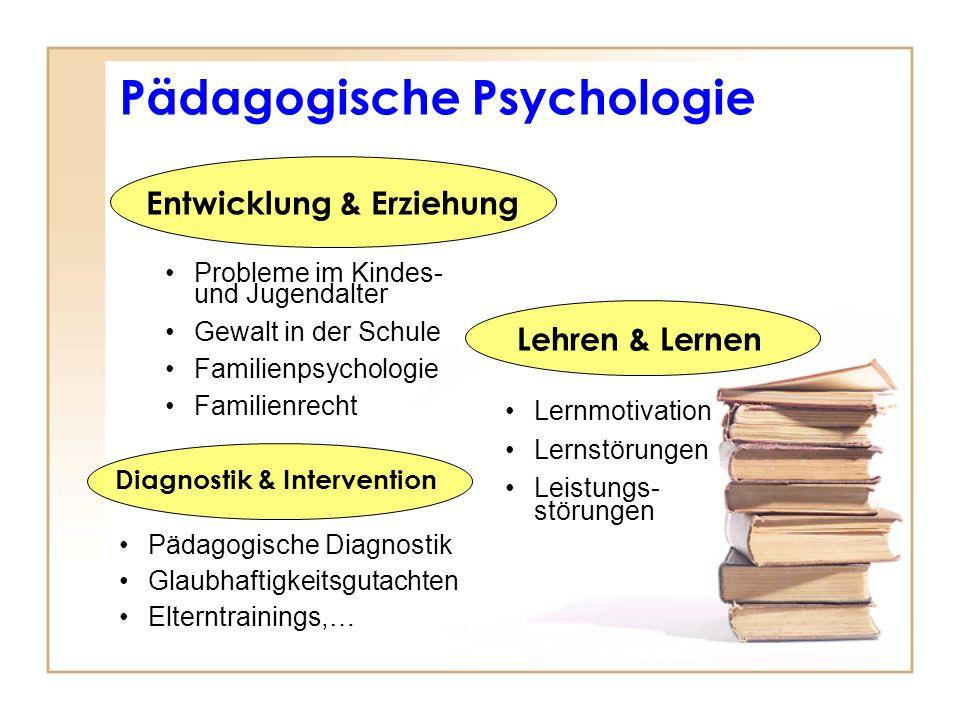 Pädagogische Psychologie Entwicklung & Erziehung Probleme im Kindes- und Jugendalter Gewalt in der Schule Familienpsychologie Familienrecht Pädagogisc