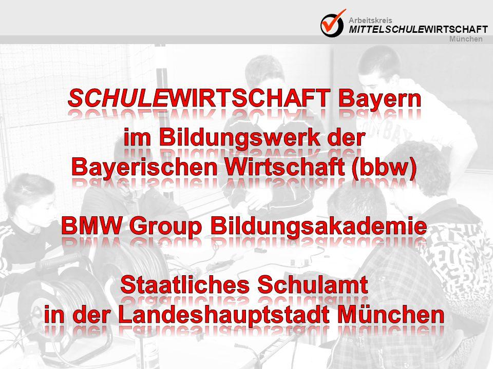 Arbeitskreis MITTELSCHULEWIRTSCHAFT München