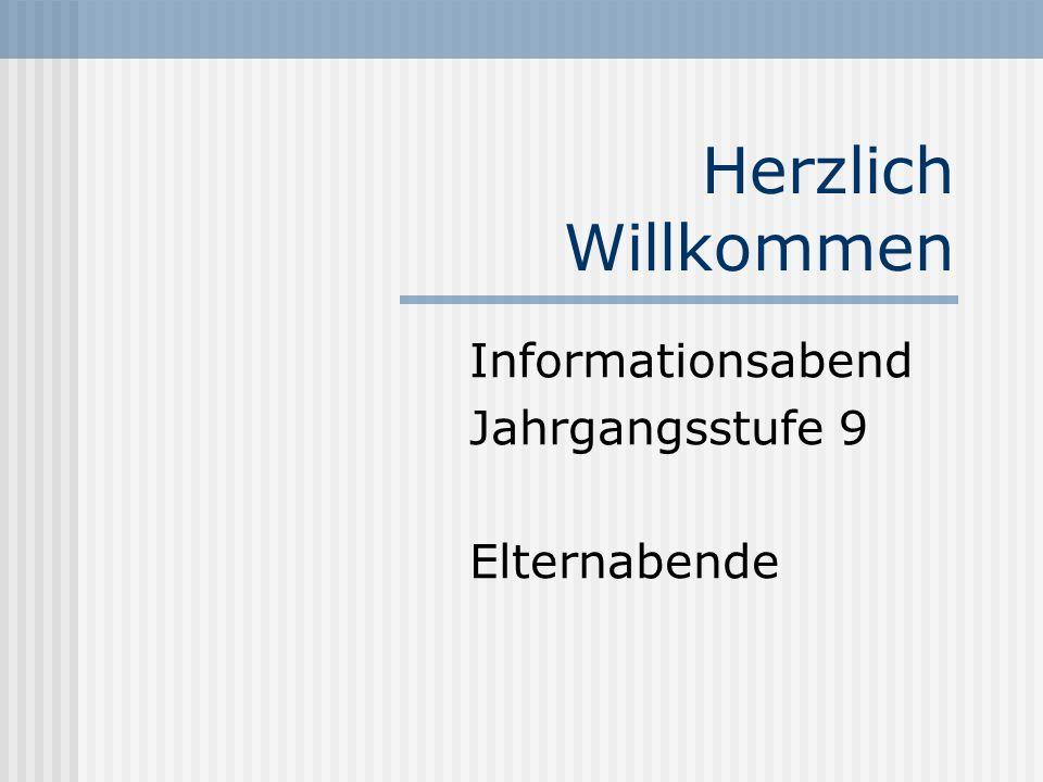Berechnung der Endnoten Endnoten in Deutsch, Mathematik (und Englisch) 2.