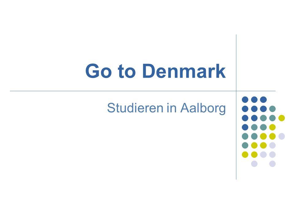 Wohnen Aalborg International Kollegium 1 km zur Uni.