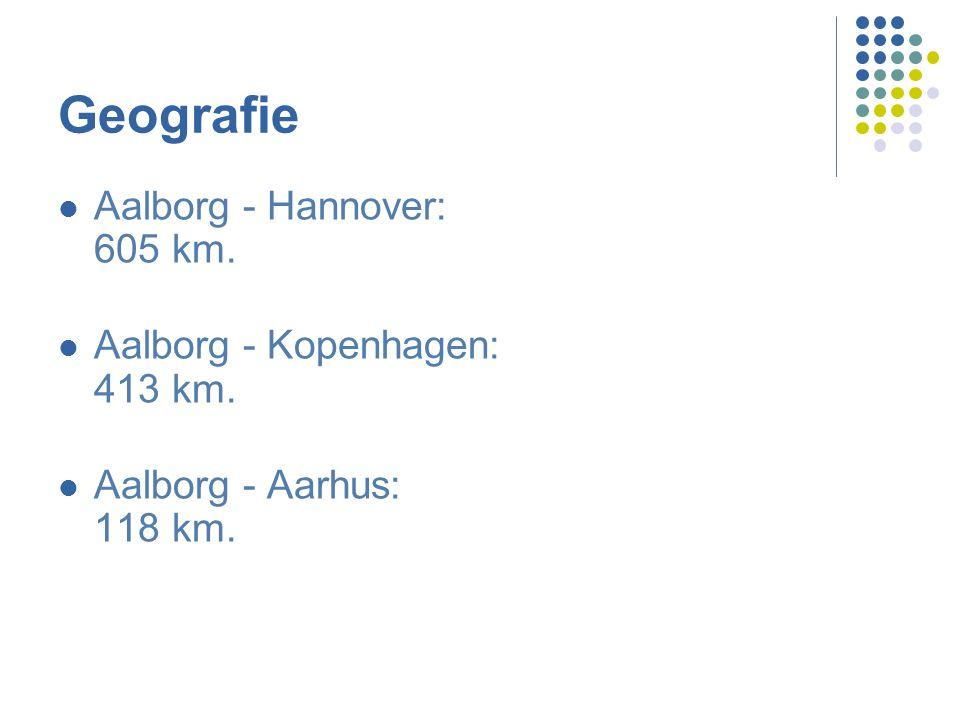 Aalborg als Studentenstadt Günstiger als Kopenhagen, Aarhus und Odense.