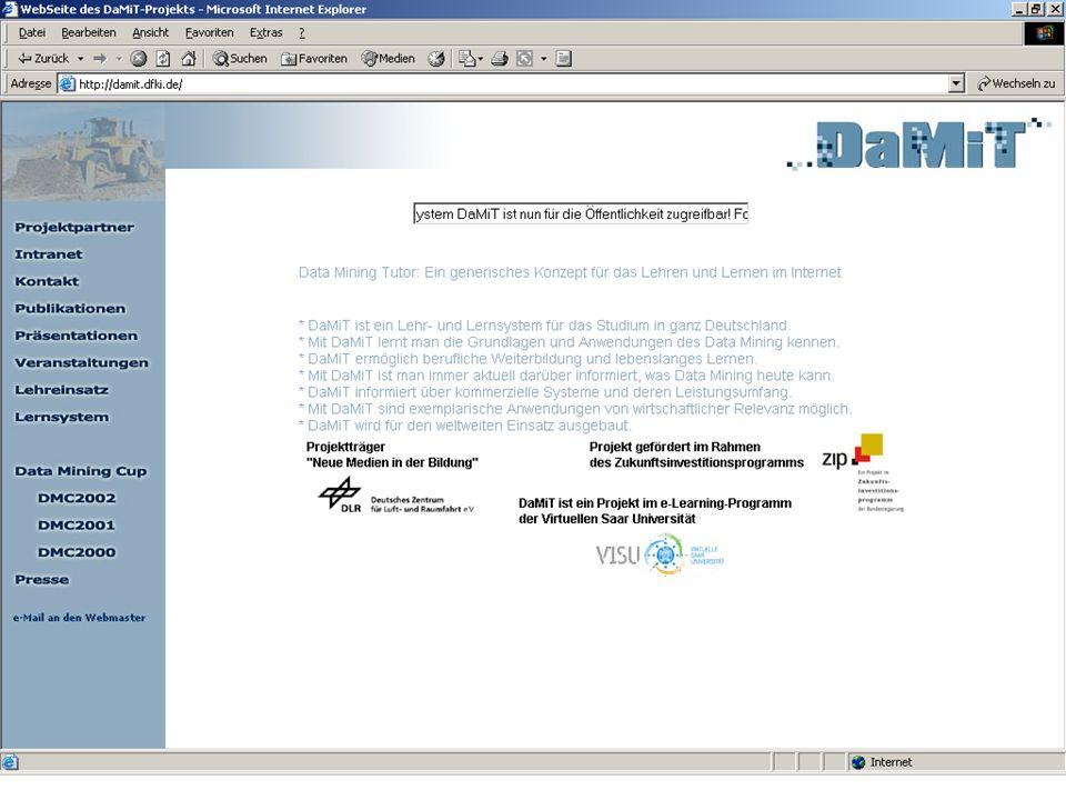 Datenbanksysteme 3 Sommer 2003 Data Mining - 7 Worzyk FH Anhalt