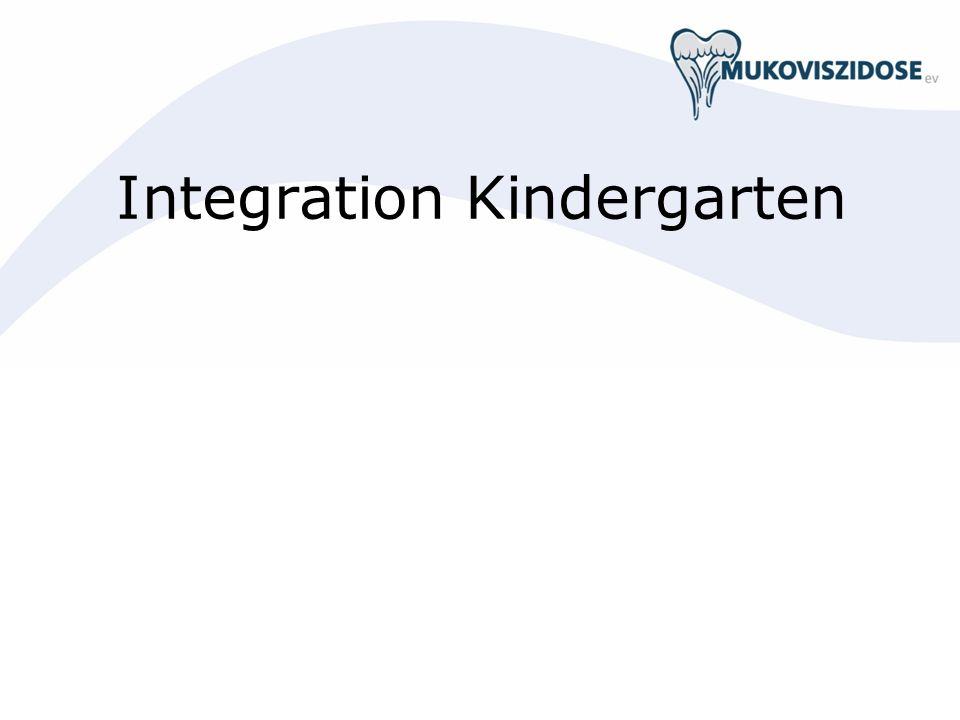 Integration Kindergarten