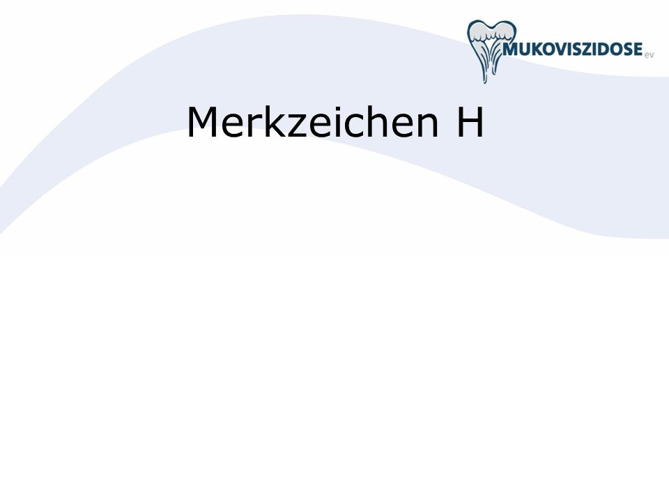 Merkzeichen H