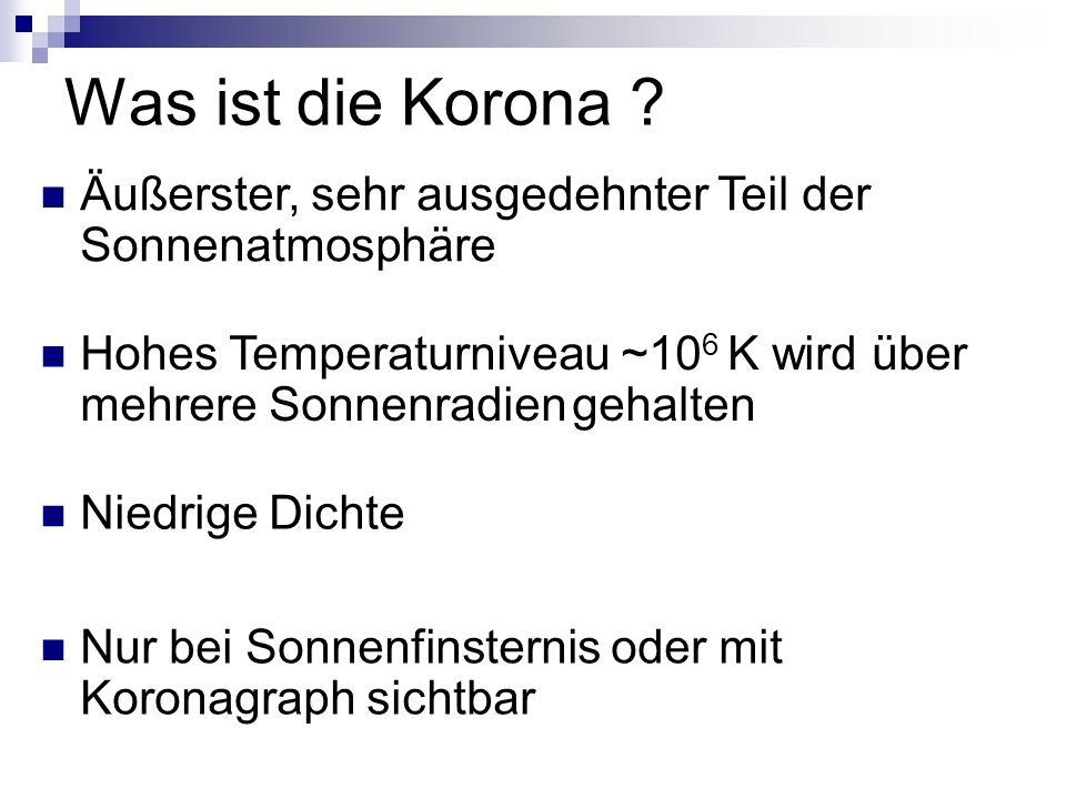 Was ist die Korona .