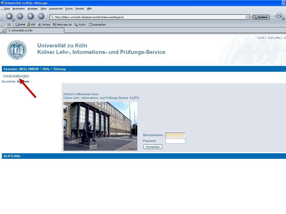 Erstsemestereinführung Bachelor Psychologie Universität zu Köln