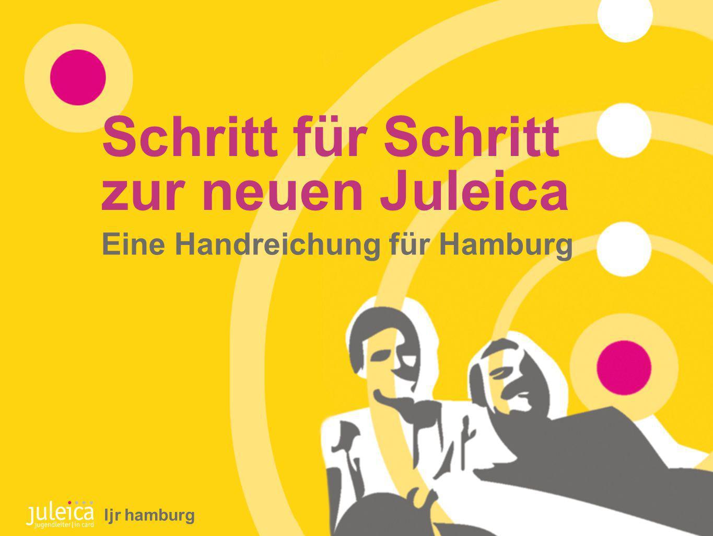 Schritt für Schritt zur neuen Juleica Eine Handreichung für Hamburg ljr hamburg