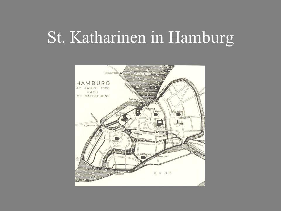 St. Katharinen in Hamburg