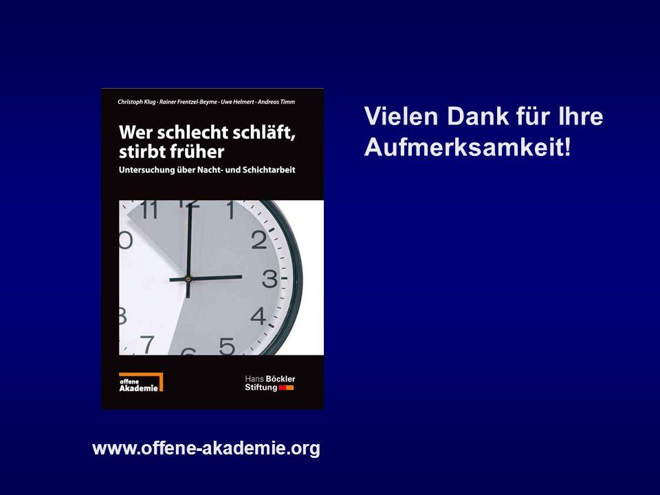 www.offene-akademie.org Vielen Dank für Ihre Aufmerksamkeit!