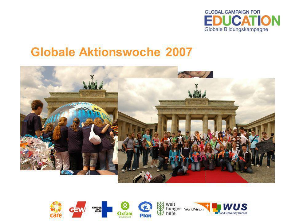 Globale Aktionswoche 2007
