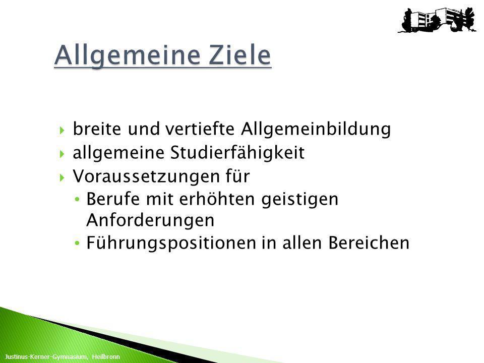 Begabungen und Einstellungen Schnelles Auffassen, wenig Übungsphasen systematisches Arbeiten, abstrakte Strukturen Konzentrationsfähigkeit eigener Antrieb, Selbständigkeit, Durchhaltevermögen/Fleiß aufgeschlossener Umgang mit anderen, aktive Beteiligung angemessener Ausdruck, wesentliche Strukturen der deutschen Sprache