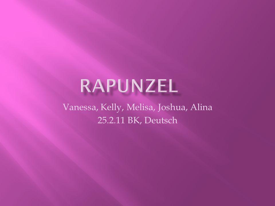 Vanessa, Kelly, Melisa, Joshua, Alina 25.2.11 BK, Deutsch