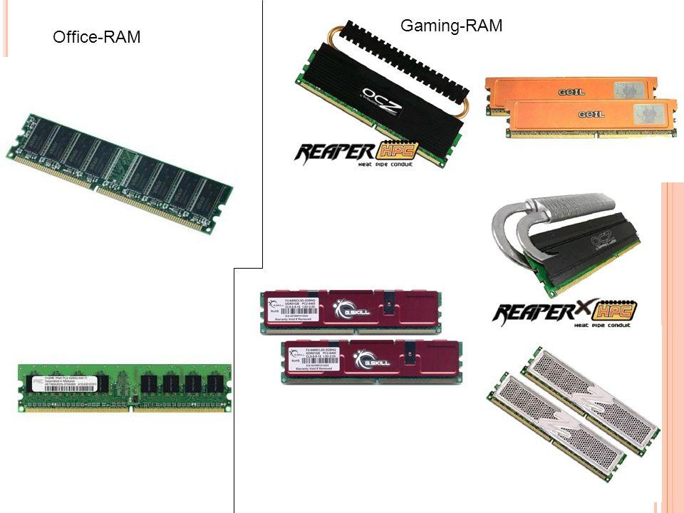 Office-RAM Gaming-RAM