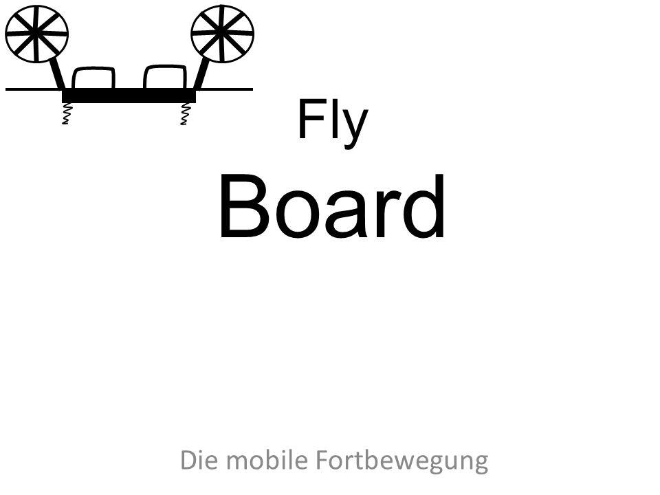 Fly Board Die mobile Fortbewegung