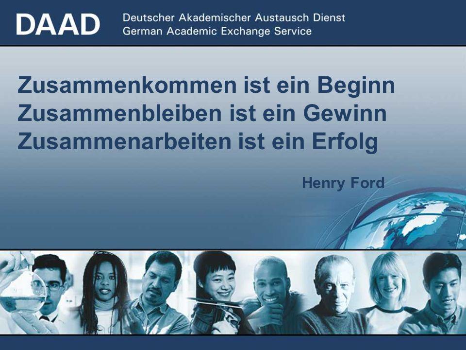 Zusammenkommen ist ein Beginn Zusammenbleiben ist ein Gewinn Zusammenarbeiten ist ein Erfolg Henry Ford