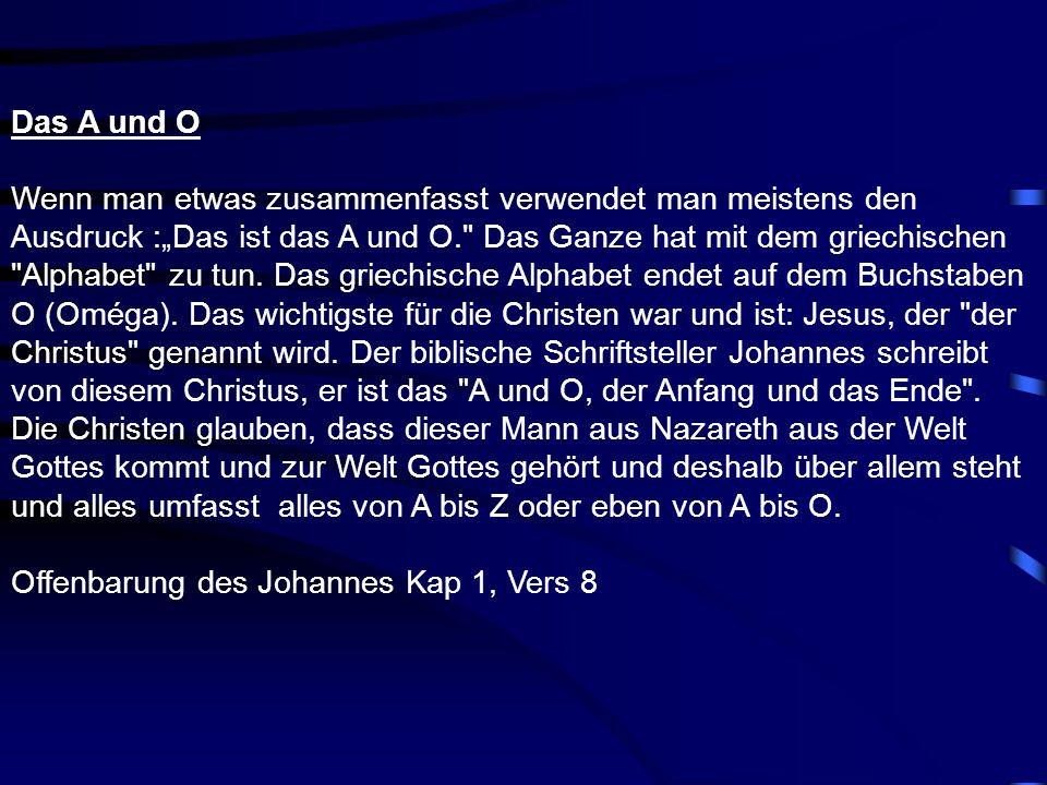 Bibeljahr 2003 Hättest dus Gehwust ?