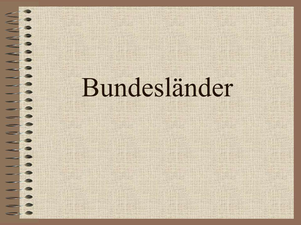 Baden-Württemberg English: Baden- Wurttemberg Fläche / Area: 35751 km2 Einwohner / Population: 10.0 million Hauptstadt / Capital: Stuttgart
