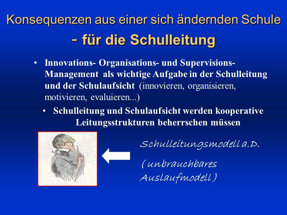 Schulleitungsmodell a.D.