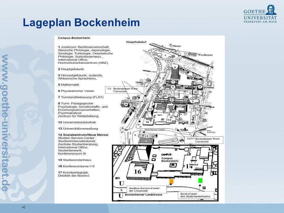 42 Lageplan Bockenheim