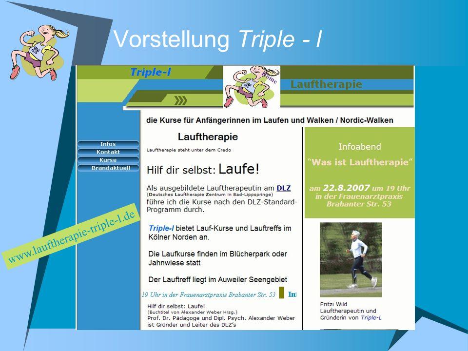 Was ist Lauftherapie.Der Gründer der Lauftherapie in Deutschland ist Alexander Weber, geb.