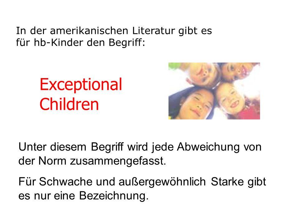 Es hat sich jedoch gezeigt, dass Pädagogen, die sich im Bereich Hochbegabung fortgebildet haben, häufig gut in der Lage sind, solche Kinder zu erkenne