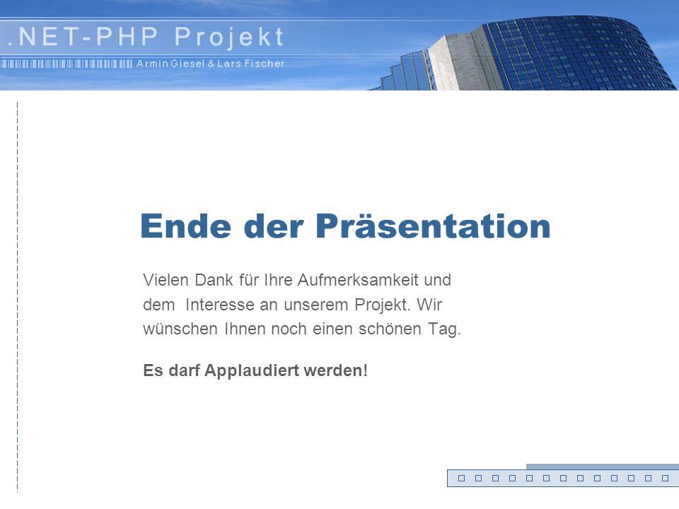 Aufgaben verwalten DB PHP