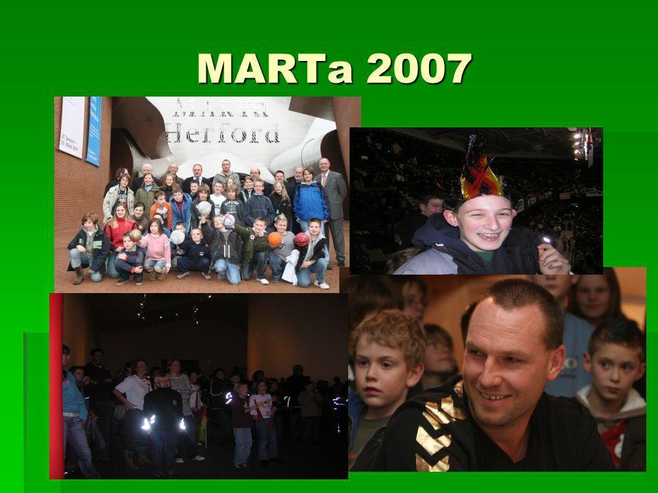 MARTa 2007