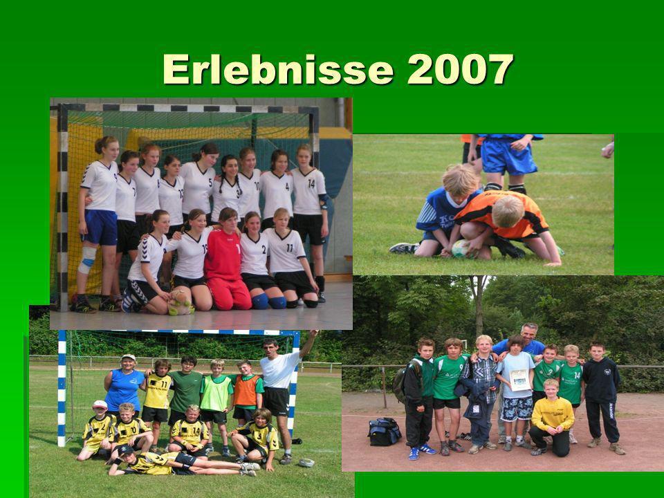 Trainingszeiten Weibliche C-Jugend Trainer: Trainer: Martina Zuhl-Puschnerus Trainingszeit: Freitag: 18.30 – 20.00 Uhr/Barlach