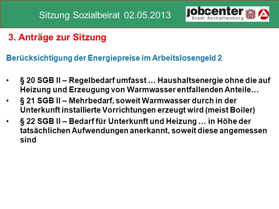 Sitzung Sozialbeirat 02.05.2013 3.