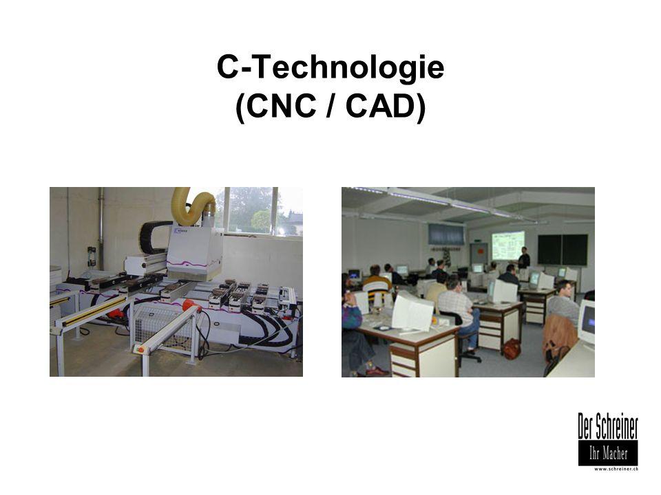Wo ist die C-Technologie angesiedelt.