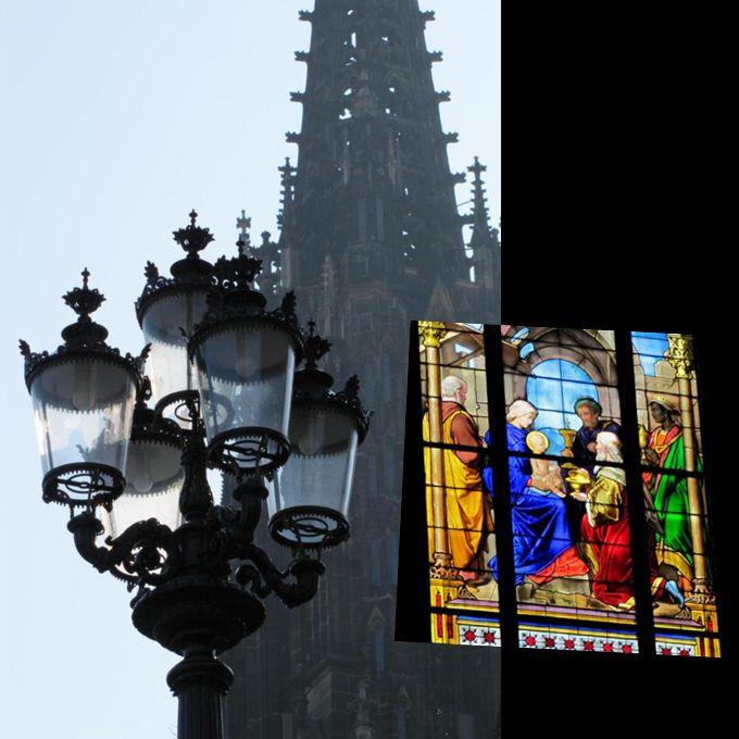 Elisabethenkirche bedeutendster neogotischer Kirchenbau in der Schweiz.
