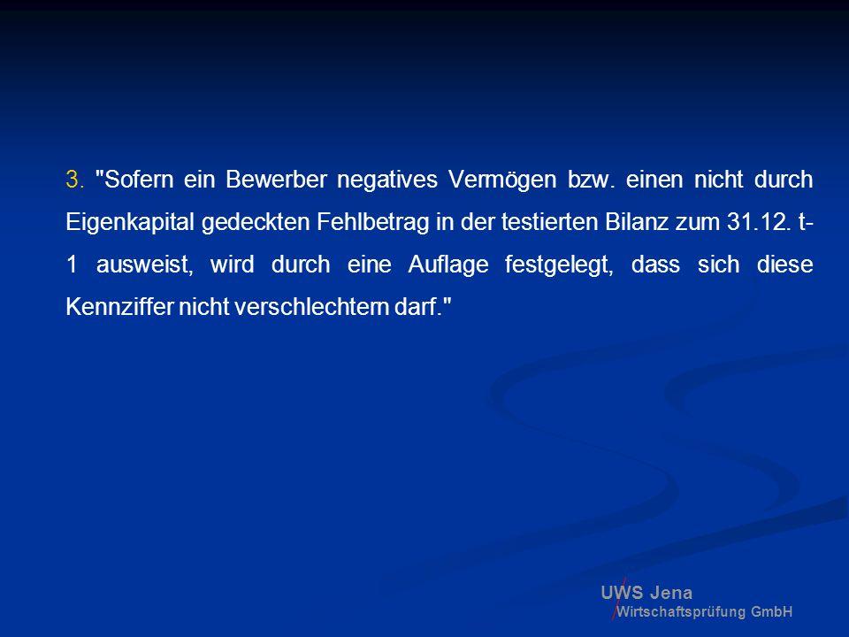 UWS Jena Wirtschaftsprüfung GmbH 3.