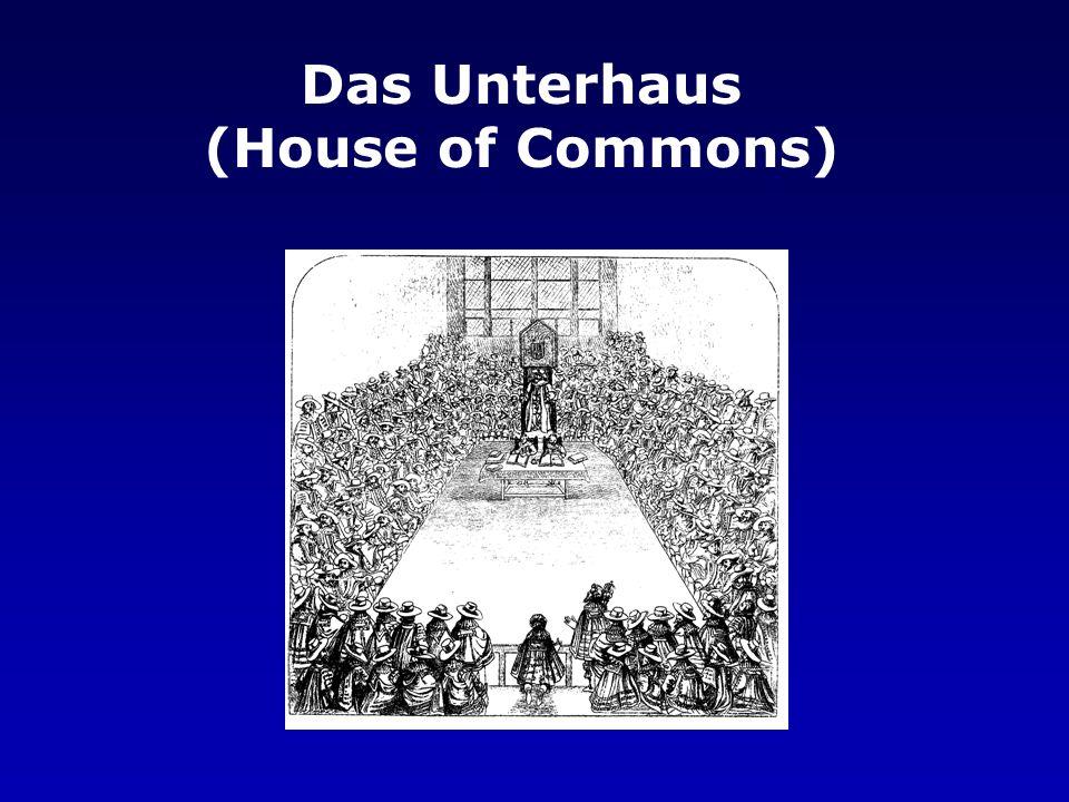 Zusammensetzung aus Mitgliedern des Hochadels und hohen Geistlichen Sitze wurden vererbt oder zusammen mit einem hohen Amt verliehen