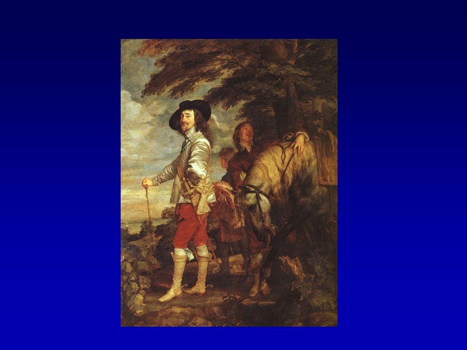 Charles I. (1600-1649) -König von England, Schottland und Irland -Regierung: 1625-1649 Quelle: www.frhes.freeserve.co.uk